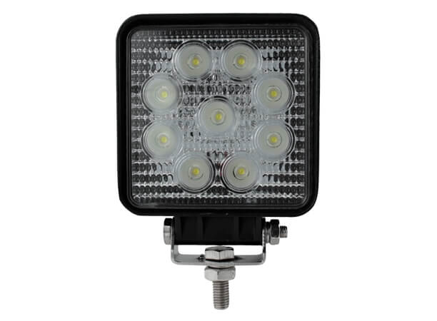 5 Square LED Work light