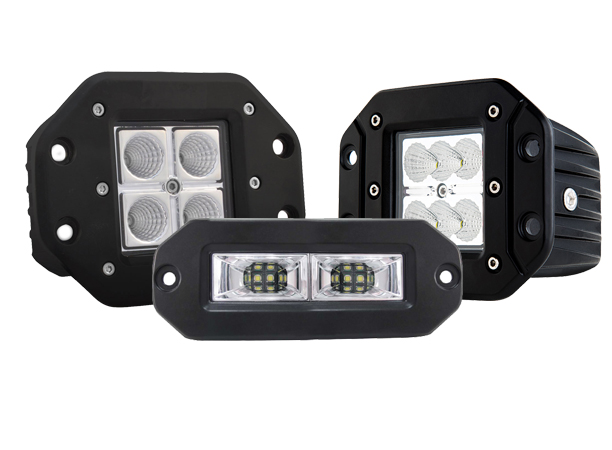 Flush Mount LED Work Light