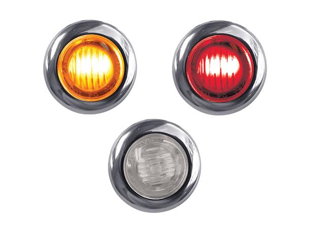 LED Clearance & Side Marker Light