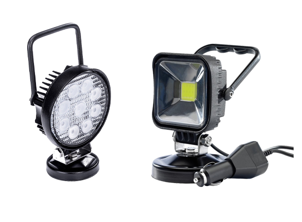 LED Magnetic Base Work Light