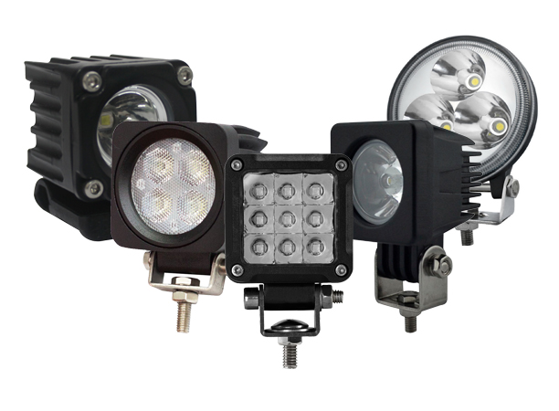 Mini LED Work Lights