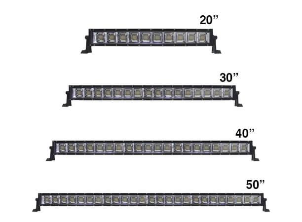 OEM Chinese Manufacturer Color Temperature Change LED Offroad Light Bar from 1900k ~6000k