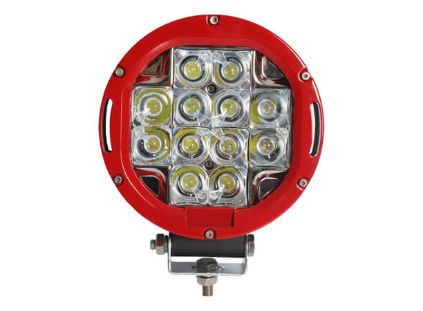 OEM Manufacturer Customization 6 Round LED Driving Light 1600 Lumen