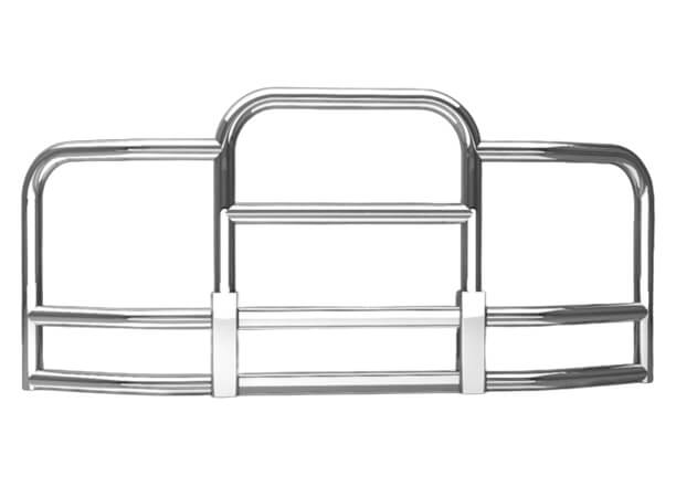 Round / Rectangular Grille Guards