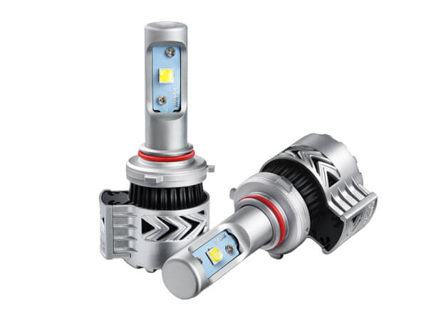 Fan H9 LED Headlight Bulb Conversion Kit