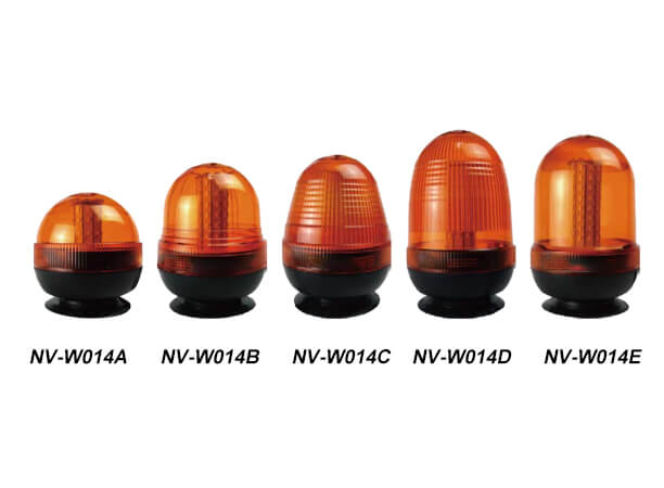 High Powered LED Magnetic Strobe Beacon Light 3 Point Mounting