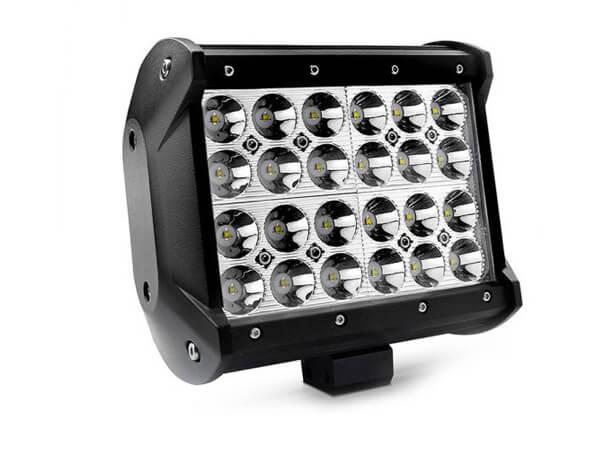 6.5 inch Quad LED Light Bars