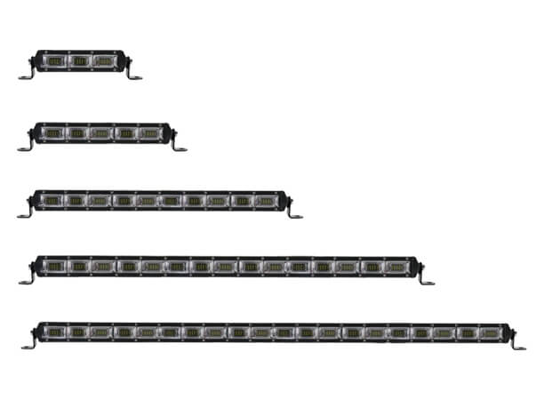 7 Quot 40 Quot Single Row Led Light Bars Chinese Factory