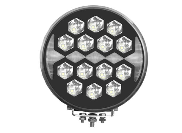 9 Inch high power LED driving light with position light