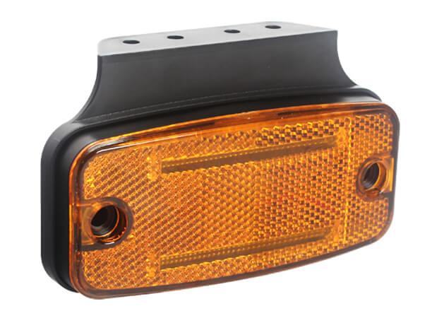 12V LED Side Marker with Reflector