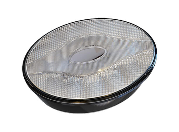 LED combination rear lamp for trailer